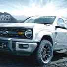 2020 Ford Bronco Raptor | Ford Trend
