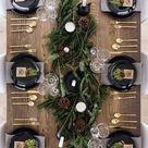 25+ Ideen für deine ultimative Tischdeko zu Weihnachten - blogalong.de