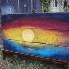 Art On Wood