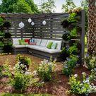 114 stilvolle und moderne Garten Ideen zur Inspiration