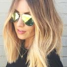 20+ trendy medium long hairstyle ideas   Fashion 2D