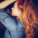 Strawberry Blond Hair