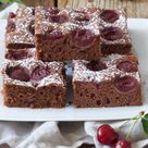 Schoko-Kirsch-Kuchen - Rezept - Sweets & Lifestyle®