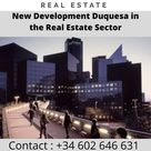 New Development Duquesa in the Real Estate Sector