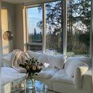Living room inspo 🤍