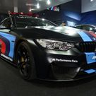 2015 Geneva Motor Show BMW M4 MotoGP Safety Car