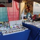 Craft Display Booths