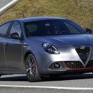 2017 Alfa Romeo Giulietta   Front HD