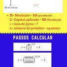 ? Como calcular a taxa juros compostos com fórmula   Matemática financeira