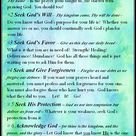Prayer To Jesus