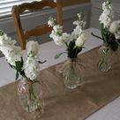 Bridal Shower Tables