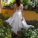 bridal gown, bohemian wedding dress, sweet heart corset lace up back wedding dress, mori girl romantic wedding dress, made to order