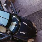 Wallpaper blue car aston martin rapide top view 2006 concept car   Wallpapers HD