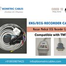 Nassan Medical  ECG Recorder Cable Compatible with TMT