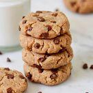 Gesunde Kekse ohne Zucker | vegan mit Erdnussbutter - Elavegan | Rezepte