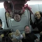 What Life Is Like Aboard the SpaceX Dragon Capsule