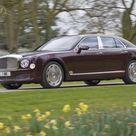 2012 Bentley Mulsanne Diamond Jubilee Edition  Top Speed