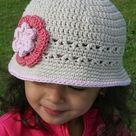 Sun Hat Crochet