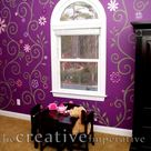 Girls Room Purple