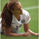athletic hairstyles for sports soccer