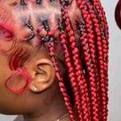 latest braids hairstyles ♥️🔥