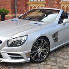 Mobil Brabus Mercedes Benz SL Roadster   Mobil Dan Motor