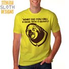 Zootopia What do you call a camel with 3 Humps? Sloth Women man Children T shirt