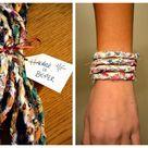 Recycled Bracelets