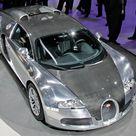 Bugatti Veyron 16.4 Pur Sang de 2007 by Pur Sang