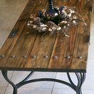 Door Coffee Tables