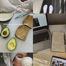 6am ⏰ productive morning { Study vlog }