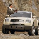 Audi Steppenwolf 2000