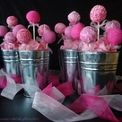 Cake Pop Displays