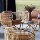 NEST ROUNDED CLUB CHAIR INDOOR