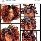 Bantu Knot Out