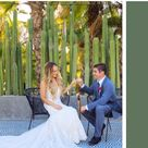 LIVELY AND LUSH CABO WEDDING FEATURED ON DESTINATION I DO