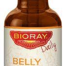 BIORAY Belly Mend Gut Support Organic Liquid Herbal Drops 2 oz
