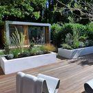 Minimalismus im Garten - 51 Ideen für moderne Gartengestaltung - Garten - ZENIDEEN