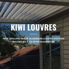 Louvre Roofing  | Kiwi Louvres