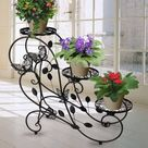 Beautiful decorations with wrought iron 😍😍