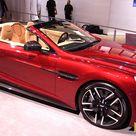 2015 Aston Martin Vanquish Volante - Exterior and Interior Walkaround - 2015 New York Auto Show