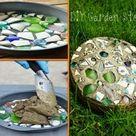 DIY Garden Stepping Stones   The Owner-Builder Network