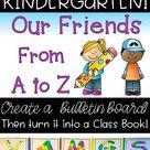 Kindergarten Korner by Casey