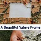 A Beautiful Nature Frame