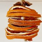 Customizable Dried Orange Garland Tightly Packed Dorm Room/   Etsy
