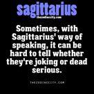 Sagittarius Scorpio