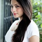 Pakistani Actress Neelam Muneer in Short White Dress