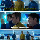 Star Trek Beyond   Bones, Kirk & Spock