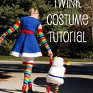 Mother Daughter Costumes