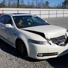 2007 ACURA TL TYPE S for Sale   NC   LUMBERTON   Mon. Apr 13, 2020   Used & Salvage Cars